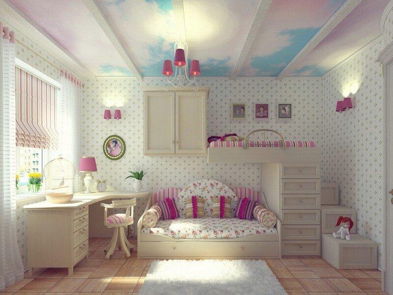 Serene Teenage Girl Room Design10 Lovely Teen Girl Bedroom Interior Design Ideas   https  . Girl Bedroom Design 2014. Home Design Ideas