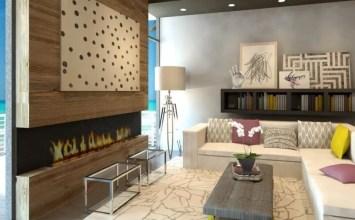 10 Stunning Boho Chic Living Room Interior Design Ideas