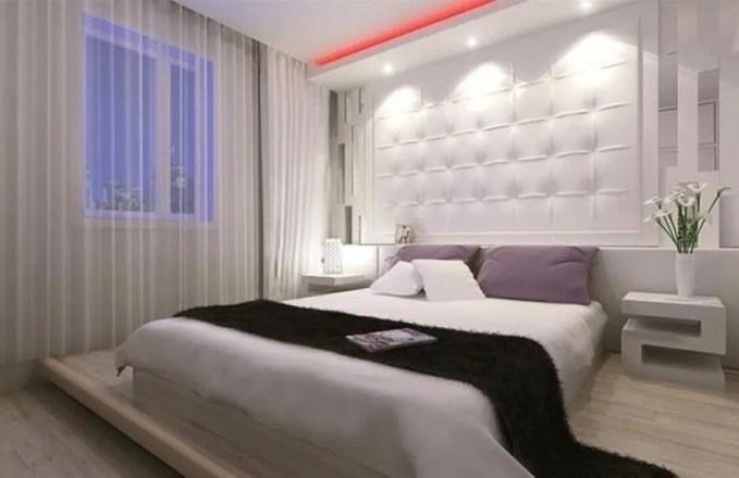 Chic Elegant Bedroom