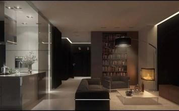 10 Modern Grey Living Room Interior Design Ideas