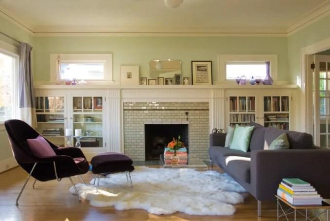 Sleek Chic Living Room