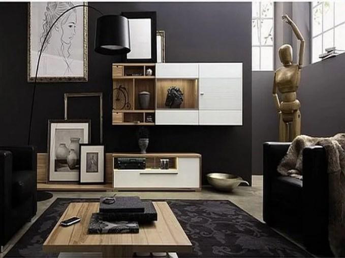 modern-dark-living-room