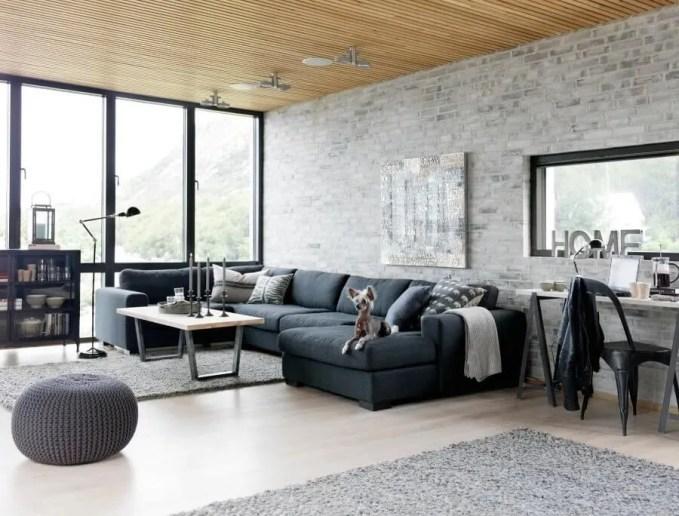 Exquisite Industrial Living Room