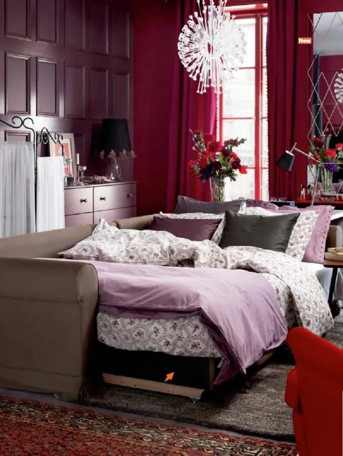 Classy Ikea Bedroom