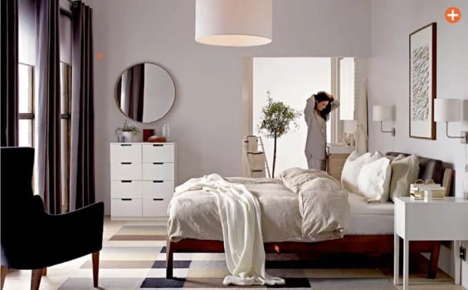 Modern Ikea Bedroom