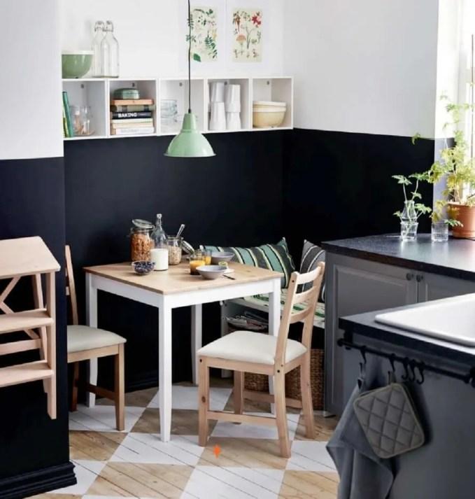 Modern Ikea Dining Room