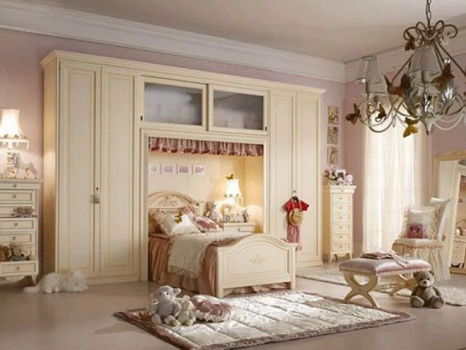 Roaylty Inspired Teenage girl bedroom ideas
