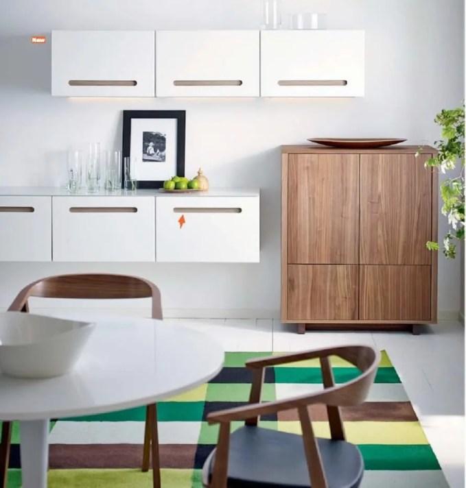 Sleek Ikea Kitchen