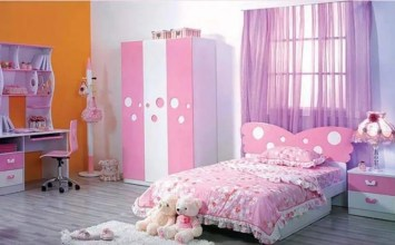 10 Inspiring Teenage Girl Bedroom Interior Design Ideas