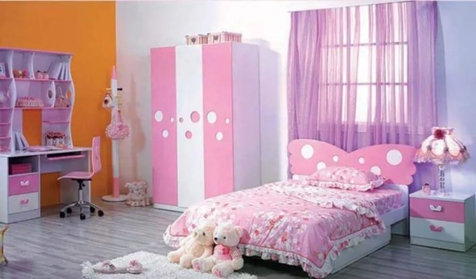 Stylish Teenage girl bedroom ideas
