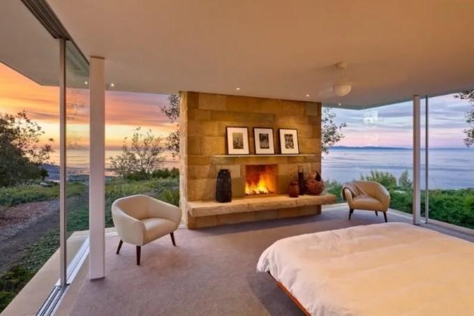 Beautiful Bedroom with Ocean View