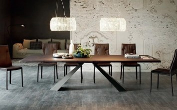 Top 9 Unique and Bold Dining Table Designs