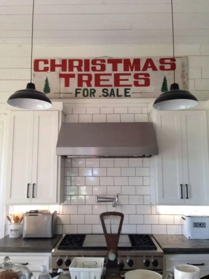 Fun Christmas Sign