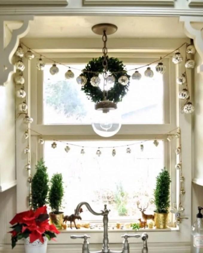 Ornaments Christmas Garland