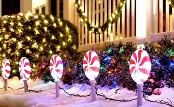 9 Dreamy Christmas Outdoor Decor Ideas