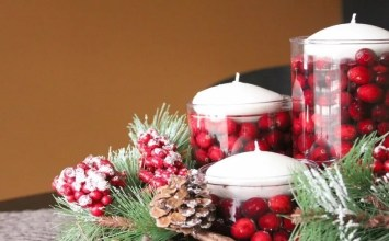 7 Best Christmas Centerpieces for a Holiday Table