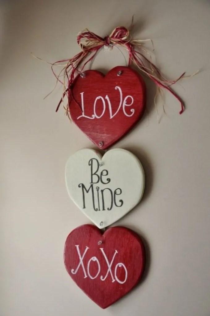 Beautiful Valentine's Sign