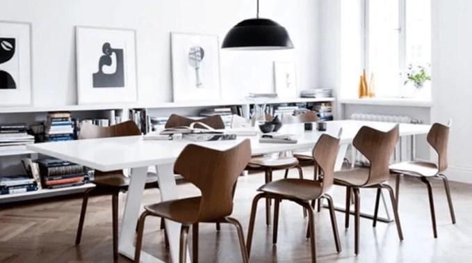 Gorgeous-Scandinavian-Dining-Room