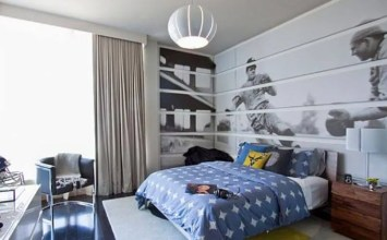 12 Cool Teen Boy's Bedroom Design Trends in 2015