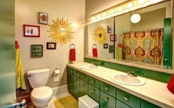 7 Amazing and Cheery Kid's Bathroom Design Ideas