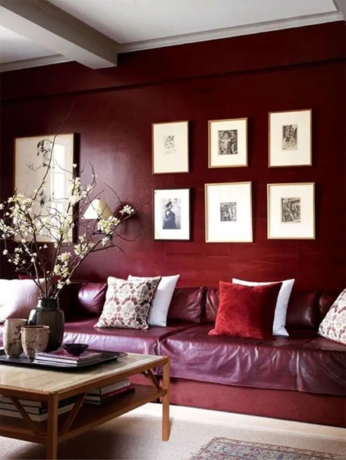 Marsala Living Room