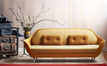 13 Yellow Sofa Design Ideas for a Vibrant and Soothing Charm