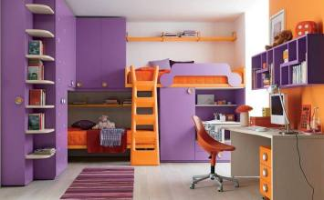 10 Creative Bunk Bed Designs For Kid's Room