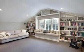 14 Built-In Bookshelves for The Ultimate Book Lovers