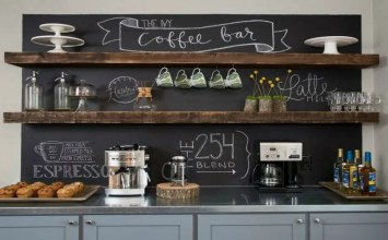 18 Stylish Home Coffee Stations for All the Coffee Lovers