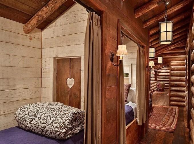 Cute Rustic Kid's Bedroom