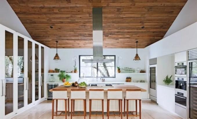 Natural White Kitchen