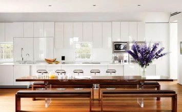 16 White Kitchen Design Ideas For Serene Inspiration