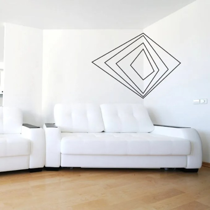 3-D Wall Decal