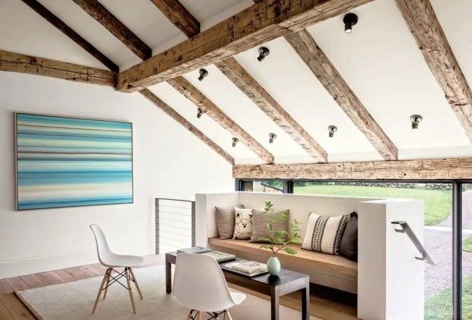 Beautiful Farmhouse Inspired Living Room