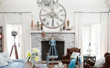 12 Shabby Chic Living Room Designs To Inspire