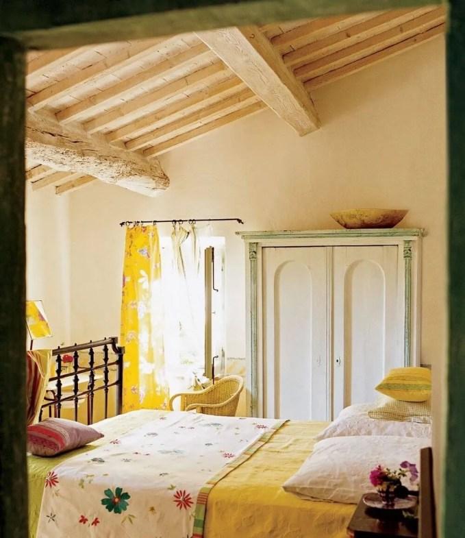 Charming Rustic Bedroom