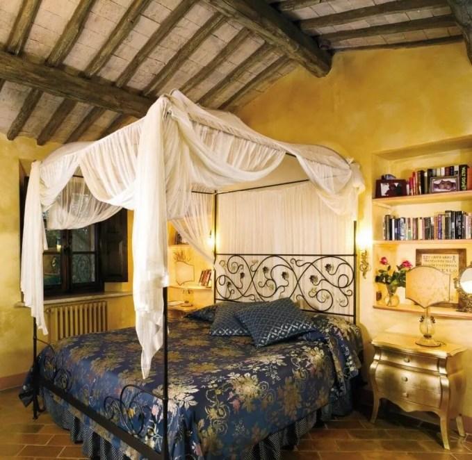 Chic Rustic Bedroom