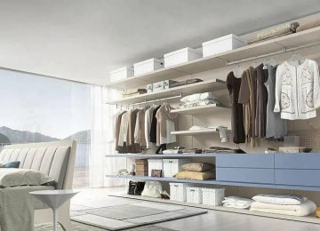 8 Open Closet Ideas For Neat and Organized Bedroom