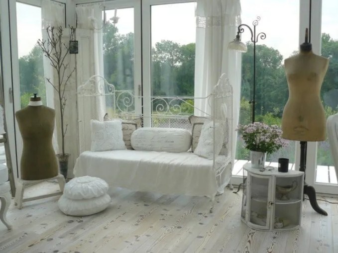 Unique Shabby Chic Living Room
