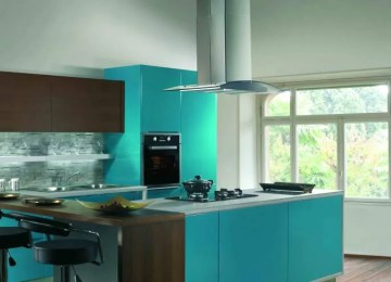 Types of Modular Kitchen Designs