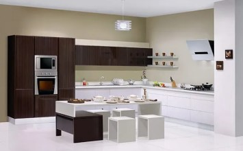 Redesign your Kitchen with a Modular Kitchen