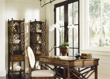 8 Beach Inspired Home Office Design Ideas