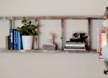 10 Super Creative Bookshelves Design Ideas to Inspire