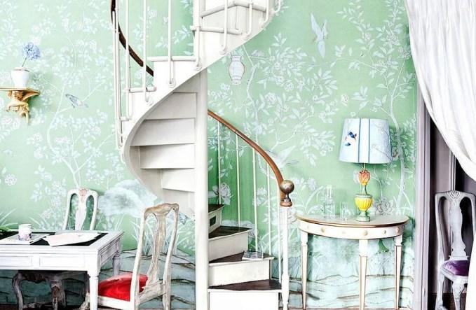 Pastel Green Wallpaper