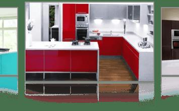 Kids friendly modular kitchen designs