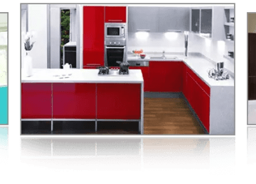 Kids friendly modular kitchen designs