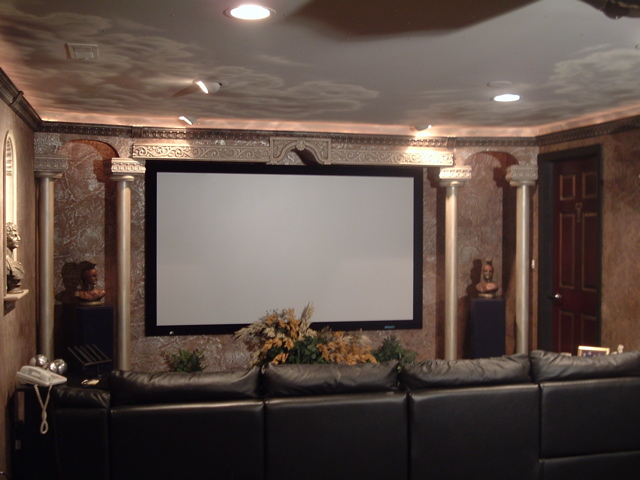 Home Theater Design Group