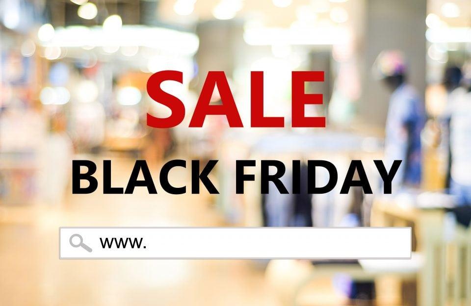 woon winkels Black friday