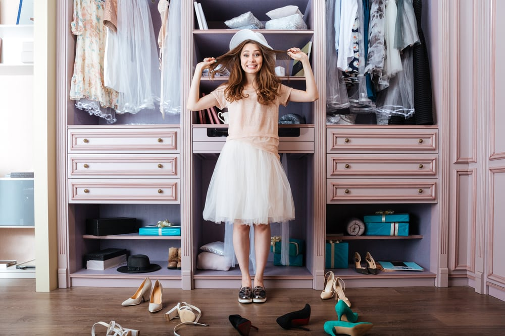 inbouw kledingkast garderobe interiorqueen
