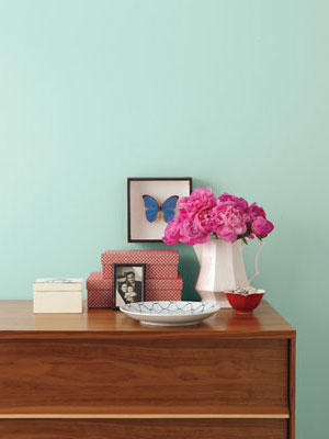 Sherwin Williams Meander Blue Interiors By Color